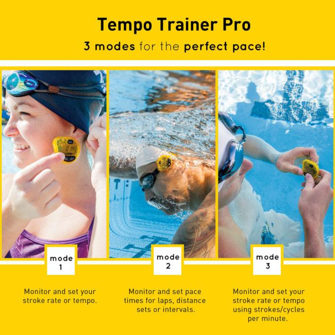 Finis Tempo Trainer Pro Uitleg Apexswim
