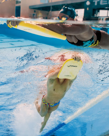Borstcrawlcursus Beginners zwemmaterialenpakket