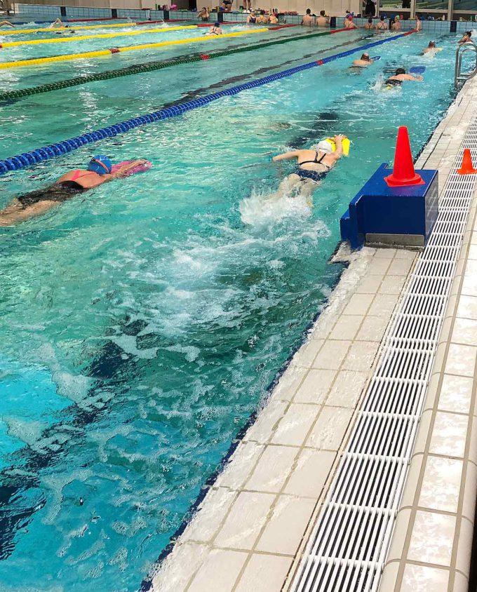 Borstcrawlcursus Slagverbetering 8weken zwemtraining