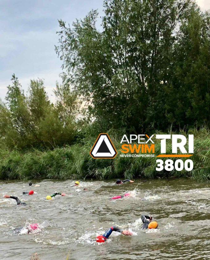 Apexswim Tri 3800 Triathlon zwemtraining